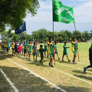 CBSE_Cluster_Level_Sport_Day_Parade_Oct..2019